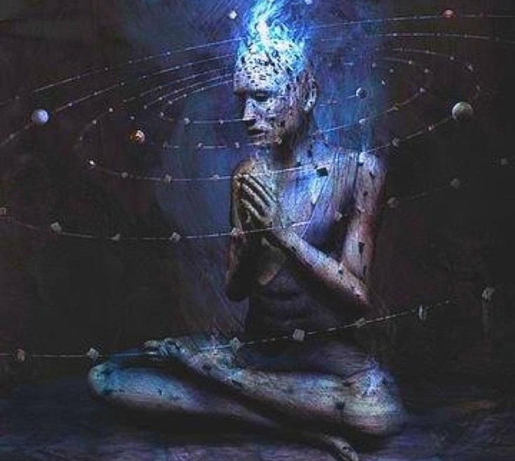 The Universe – Karma , Behaviour and disease ..